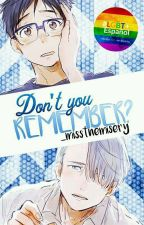 Don't you remember? ~ |Victuri| by _missthemisery