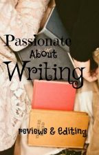 Passionate About Writing (Open) by DebbieHopkins