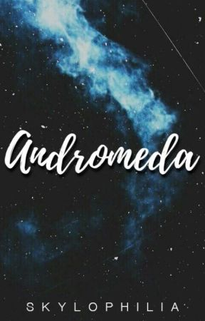 Andromeda ↺ 안드로메다 by skylophilia