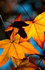 ازهار الخريف للكاتبة ليان عيسى by LeyanIssa