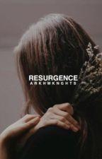 resurgence → jason todd by arkhmknghts
