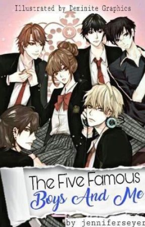 The Five Famous Boys And Me by jenniferseyer