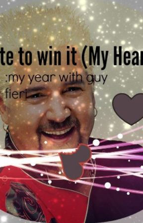 Minute to win it (my heart)-my true story.a year with guy fieri. by Hannah_montanna