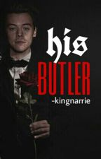 His Butler // Larry  by -kingnarrie