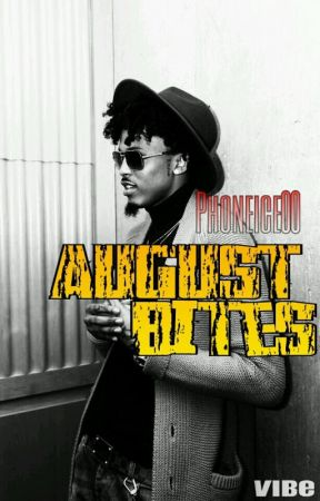 August Bites | An August Alsina Story | by Phoneice00