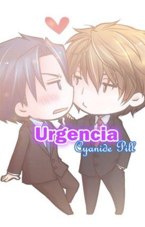 Urgencia by CyanidePill