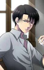 Levi X GenderBender Male Reader by The_Bloody_Actor