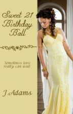 Sweet 21 Birthday Ball by jewela