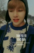 Thank You For Being Born [ Special Taehyung Bday] by -deartae
