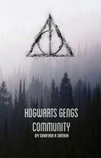 Grup Chat: Hogwarts Gengs by shaf_writes