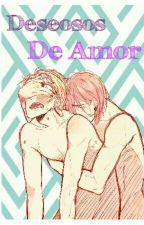 """""""Deseosos De Amor"""" [Corazón De Melón] [NathanielXCastiel]  by LizLadyMadness"""