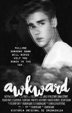 AWKWARD. | j.b | by drewazalea