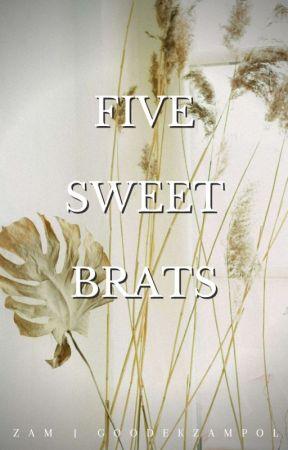 Five Sweet Brats by goodekZAMpol