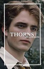 Thorns | Cedric Diggory ✓ by -idiosyncratic