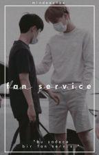 fan service + kaisoo by mindaextae