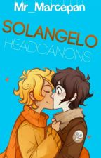 Solangelo HEADCANONS by Mr_Marcepan