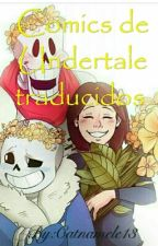 Comics de undertale traducidos  by Catnamele13