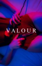 valour | l.t by -bruised