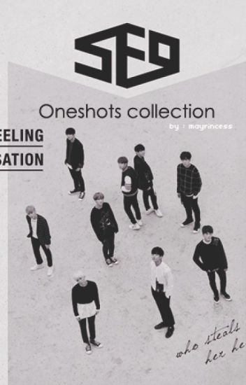 SF9 imagines collection. ❆