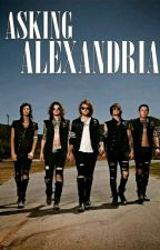 Asking Alexandria by Orsibooks