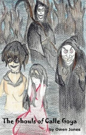The Ghouls of Calle Goya by wpo1408