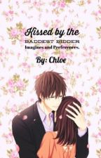 Kissed by the Baddest Bidder Imagines by -Agent-707-