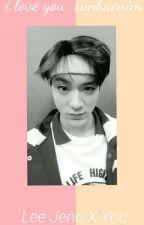 NCT DREAM IMAGINE (YOU X JENO)  by leeairinee