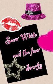 Snow White and the four dwarfs by pinkypie20072