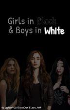 Girls In Black & Boys In White by xxMothxx