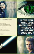 Cat Eyes ● Anakin Skywalker  by Wolfy-Queen