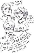 AoT daughter scenarios! *parents are ships* - Morgan Faustus