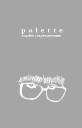 palette ⁑ james potter  by expectoremus