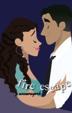 Fire Escape (In The Heights au) by anuevayork