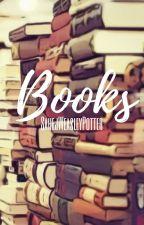 Books {Hermione Granger} by SahejWeasleyPotter