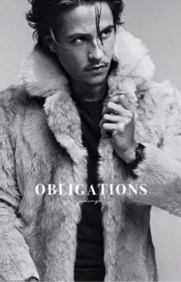 obligations » nekfeu by Jademgh