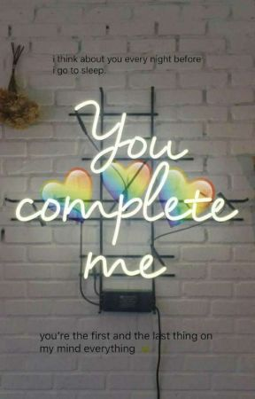 Complete me by Hoseoksz_