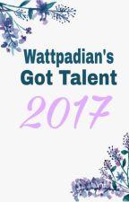 Wattpadian's Got Talent #WGT2017 by WattyContestFR