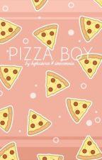 PIZZA BOY || iwaoi by hqsomni