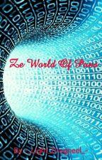 Ze World Of Puns  by -_Light_Dragneel_-
