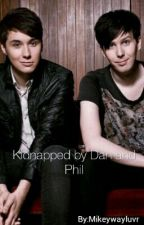 Kidnapped by Dan and Phil (Phan x Reader Smut) by Mikeywayluvr