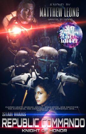 Star Wars Republic Commando: Knight of Honor by Mattchew07