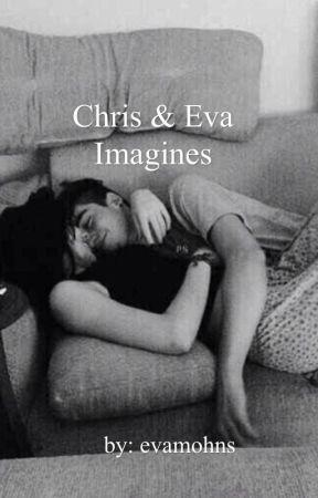 chris and eva imagines {SKAM} by evamohns