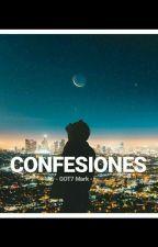 Confesiones (GOT7 MARK) by Nanajmz7