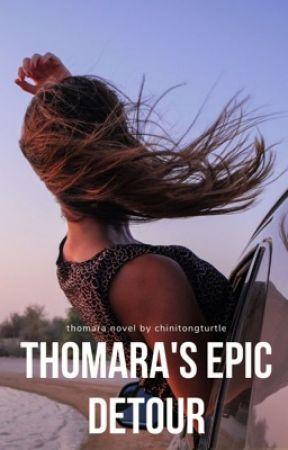 ThomAra's Epic Detour by heyaruh