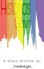 Historias Gays by _FrikiRedLight_