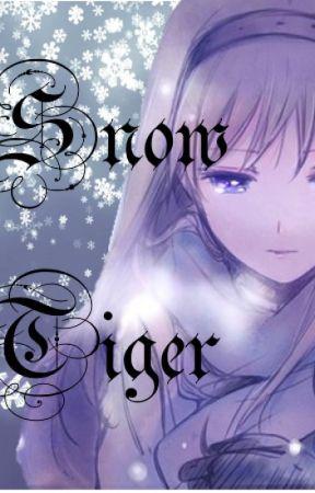 Snow Tiger - Yuri On Ice by otacoxpanda