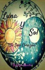 Luna y Sol un solo corazón by AilynDavila