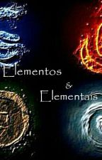 Elementos & Elementais by Igor_Honorato