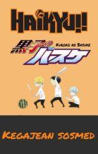 Anime On Socmed (Kurobas ~ Haikyuu) by akamadni