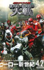 Kamen Rider x Super Sentai: Super Hero Taisen by Kirihoshi64